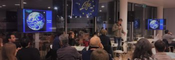 Second cycle of science café events